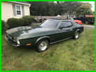 1973 Ford Mustang  1973 Ford Mustang Coupe Automatic RWD 351 CI 2 BBL V8 3 Speed Automatic