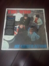 THE WHO - MY GENERATION SUPER DELUXE EDITION BOOK+POSTER+CARD 5 CD BOX SEALED