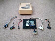 Commell LP-180 (LP-180D) Pico-ITX Motherboard/SBC AMD G-T56N