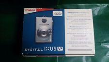 Canon Ixus V2 - fotocamera
