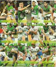 2008 NRL SELECT CHAMPIONS CANBERRA RAIDERS TEAM SET 12 CARDS