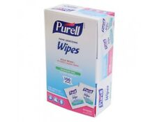 Purell Sanitizing Skin Wipe Purell® Individual Packet Alcohol (Ethyl) Alcohol