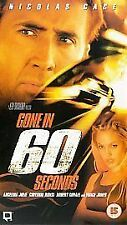 Gone In 60 Seconds (VHS/SUR, 2001)