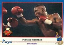 Pernell Sweet Pea Whitaker 1991 Kayo Boxing Rookie Card 80 MINT Norfolk VA