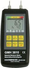 Greisinger GMH 3810 Materialfeuchtemessgerät Messbereich Baufeuchtigkeit in OVP