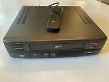 Zenith Vrm4120 Vcr With Remote