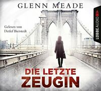 GLENN MEADE - DIE LETZTE ZEUGIN 6 CD NEW