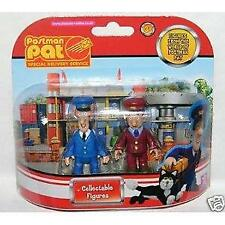 New Postman Pat SDS Pat & Ajay Twin Figure Pack
