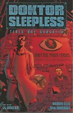 Avatar Comics DOCKTOR SLEEPLESS August 2007 Issue 2  **FREE POSTAGE**