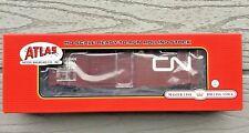 ATLAS 1/87 HO SCALE CANADIAN NATIONAL CN  50' BOX CAR # 551188 ITEM 20002506 NIB