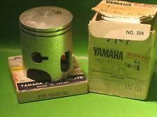 YAMAHA YZ80 G 1980 YAMAHA PISTON & RINGS STD. SIZE OEM #3R1-11631-02-97