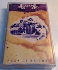 ALABAMA tape cassette PASS IT DOWN 1990 BMG Music