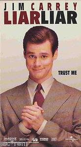 Liar Liar (VHS, 1997)