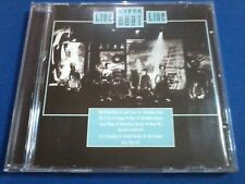 THE WOODENTOPS - Live Hypnobeat Live CD Indie Rock UK