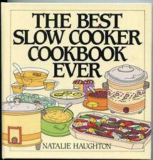 The Best Slow Cooker Cookbook Ever - Spiral Hardback