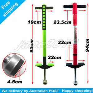Single Pogo Stick  healthy fun and exercise  for Children  Jackhammer Jump Stick