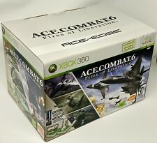 Ace Combat 6 Limited Edition Ace-Edge Flight Stick Faceplate Xbox 360 NEW SEALED