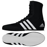 Box Hog 2, Adidas Boxschuhe, Boxstiefel, Boxen, Kickboxen, Boxing. Extra leicht