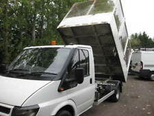 ford transit 350 caged tipper one council owner 84,000 miles