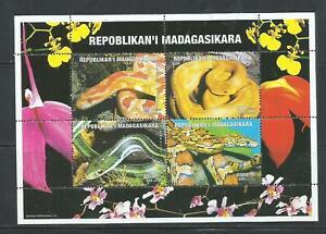 MADAGASCAR. Año: 1999. Tema: FAUNA. SERPIENTES.