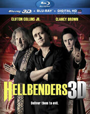 HELLBENDERS (3D) (Clifton Collins, Jr.) - BLU RAY - Region A - Sealed