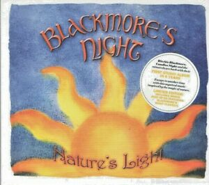 BLACKMORE'S NIGHT Nature's Light LIMITED EDITION 2CD NEW + SEALED