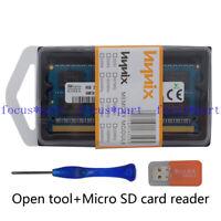 Hynix 8GB DDR3 PC3L-14900 1866MHZ SO-DIMM Laptop Memory RAM 204Pin 1.35V & Gift