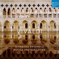 Musica Antiqua Latina - Vivaldi Concertos CD Jewel box CD NEU OVP
