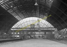 Glasgow St. Enoch Railway Station Photo. Glasgow & South Western Railway. (19)