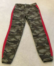 Ladies Hollister  Camo Cargo Trousers Size XS IMMACULATE!