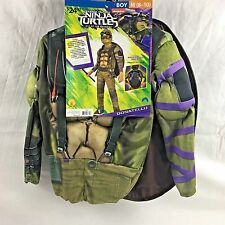 Teenage Mutant Ninja Turtles Youth M 8-10 Donatello Out of the Shadows Comic Con