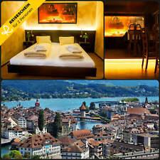 Kurzurlaub Schweiz Luzern 4 Tage 2 Personen Hotel Hotelgutschein Städtereise
