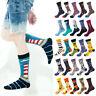 5Pairs Mens Women Cool Food Animal Crew Novelty Socks Funny Street Harajuku Sock