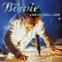 David Bowie Liveandwell.com/MTV Earthling Tour 2 CD