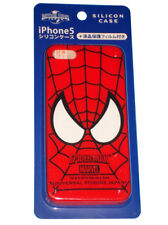 Spider-Man Iphone 5 Universal Studios Japan Silicone Fitted Case Marvel New