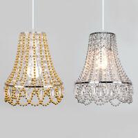 MiniSun Ceiling Pendant Shade Fitting Acrylic Lampshade Elegant Lounge Light