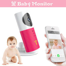 Mini Clever Dog Wireless Wifi Baby Monitor With Camera Video Night Vision