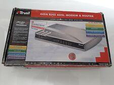 TRUST 445A RJ45 ADSL MODEM E REUTER