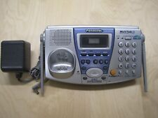 Panasonic Kx-Tg2730S 2.4 Ghz Single Line Cordless Phone Main Base