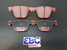BMW M5 5.0 507bhp E60 E61 REAR BRAKE PADS EBC RED STUFF (CERAMIC) MADE IN UK