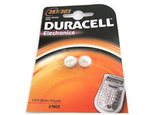 A2ZWORLD BATTERY BUTTON BATTERY DURACELL SILVER OXIDE 357 303 D357 SR44W KS76 P