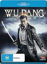 WU DANG BLU RAY - NEW & SEALED VINCENT ZHAO, KUNG FU ACTION, FREE POST