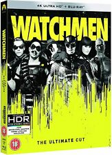 Watchmen: The Ultimate Cut (4K Ultra HD + Blu-ray) [UHD]