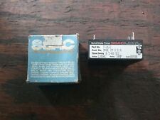 SSAC TS2422, 0.5-60 sec, 120VAC, 1 Amp, Solid State Timer**New/Old Stock**