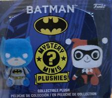 NEW Unopened Funko BATMAN Mystery Minis Plushies Collectible Plush