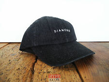DIAMOND SUPPLY LEEWAY STRAPBACK SPORTS CAP NEU BLACK DIAMOND SUPPLY CO