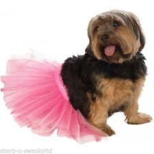 Vestiti e scarpe rosa senza marca per cani, per femmina