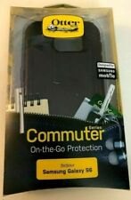 Otter Box Commuter Series - On-the-Go Protection for Black Samsung GALAXY S6