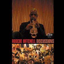 Discussions Orchestra - Roscoe Mitchell (2017, CD NEU)