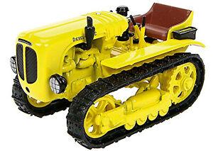 Lamborghini DL30C 1957 Traktor Schlepper gelb yellow 1:43